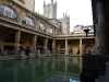 Roman Baths in the city of Bath