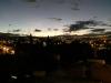 Sunset over Tegucigalpa