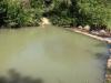 The baptismal pool