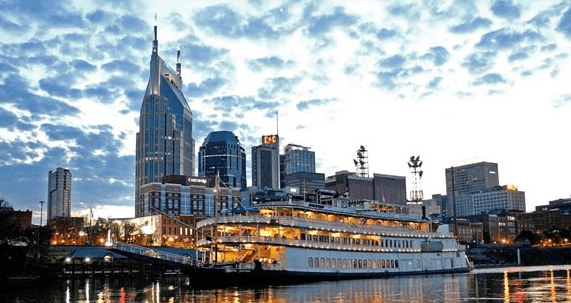Proud to Call Nashville Home